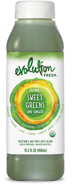 Organic sweet ginger