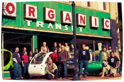 Organic-transit